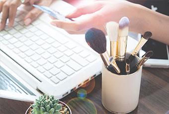 طراحی سایت آرایشگاه و سالن زیبایی